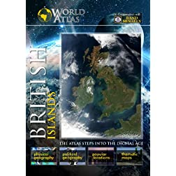 The World Atlas  British Islands