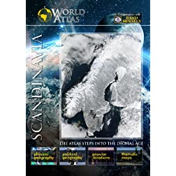 The World Atlas  Scandinavia