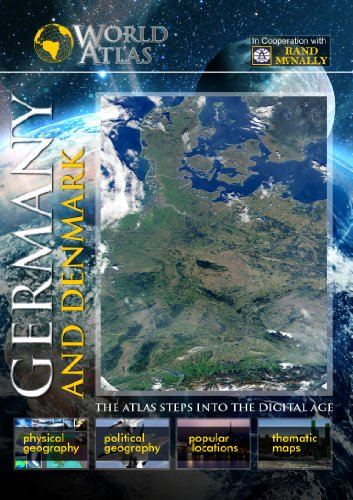 The World Atlas  Germany and Denmark