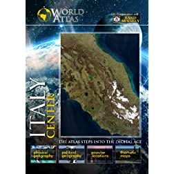 The World Atlas  Italy Center