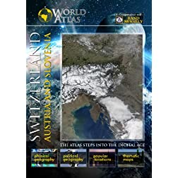 The World Atlas  Switzerland, Austria and Slovenia