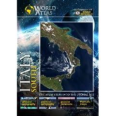 The World Atlas  Italy South