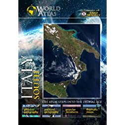 The World Atlas  Italy South