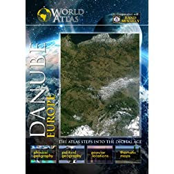The World Atlas  Danube Europe