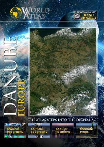 The World Atlas  Danube Europe