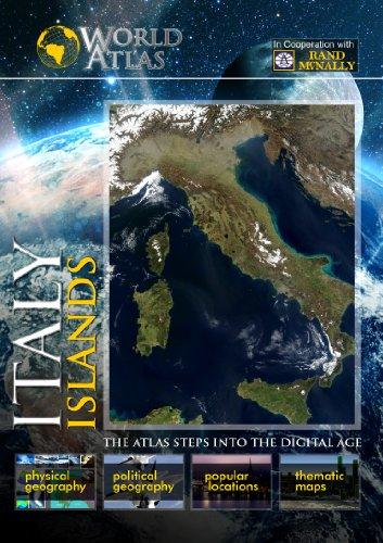 The World Atlas  ITALY: ISLANDS
