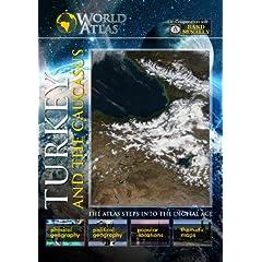 The World Atlas  TURKEY AND THE CAUCASUS