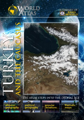 The World Atlas  TURKEY AND THE CAUCASUS