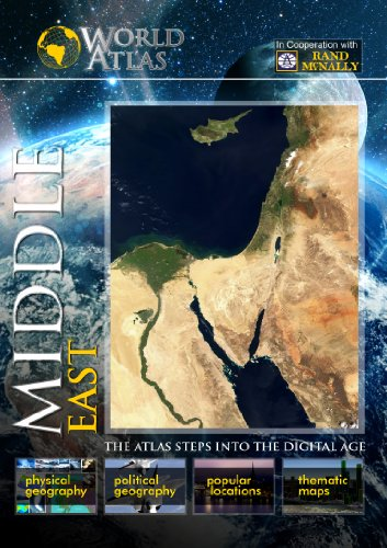 The World Atlas  MIDDLE EAST