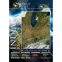 The World Atlas  INDIA REGION