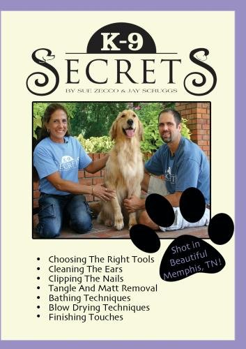 K-9 Secrets with Sue Zecco & Jay Scruggs