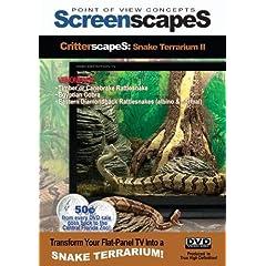 ScreenscapeS: Venomous Snake Terrarium II