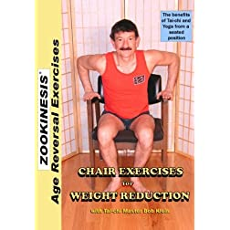 Chair Exercises for Weight Reduction