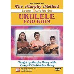 Mel Bay presents Ukulele for Kids