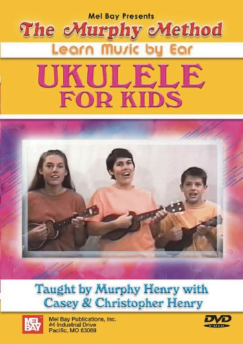 Mel Bay presents Ukulele for Kids