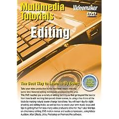Videomaker Multimedia Tutorial - Editing (DVD-ROM) [Interactive DVD]