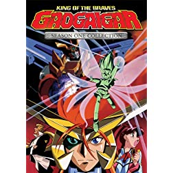 Gaogaigar Season One Litebox