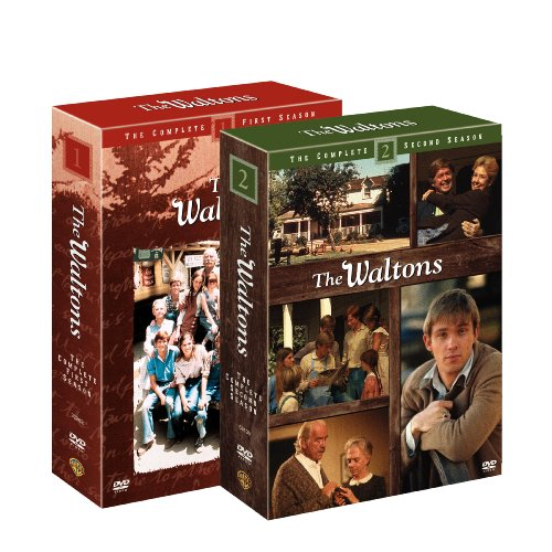 Waltons: Complete Seasons 1&2 (10pc) (Std Sbs)