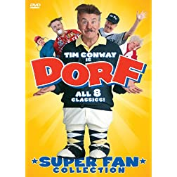Dorf: Super Fan Collection - All Eight Classic Features