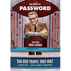 Best of Password: 32 Episodes (3pc)