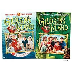 Gilligan's Island: Complete Seasons 1-2 (6pc)