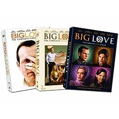 Big Love: The Complete Seasons 1-3