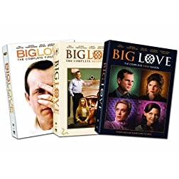 Big Love: The Complete Seasons 1-3