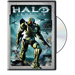 Halo Legends (Single-Disc Edition)