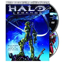 Halo Legends (Two-Disc Special Edition)