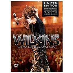 Wilkins - Standing Ovation (DVD+2CD)