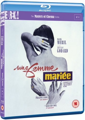 Une Femme Mariee (Masters Of Cinema) (Special Edition) [Blu-ray]