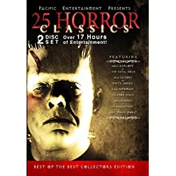 25 Horror Classics
