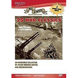 25 War Classics