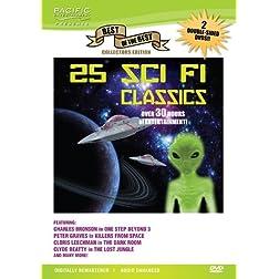 25 Sci Fi Classics