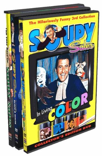 Soupy Sales: The Complete Collection
