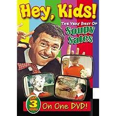 Hey Kids: The Very Best of Soupy Sales