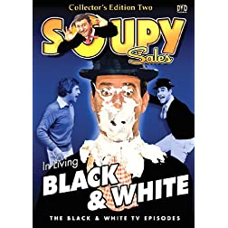 Soupy Sales: In Living Black & White