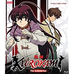 Kurokami: The Animation, Vol. 1 [Blu-ray]