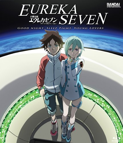 Eureka Seven: Good Night, Sleep Tight, Young Lovers [Blu-ray]