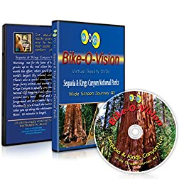 Bike-O-Vision Cycling Journey- Sequoia & Kings Canyon National Parks (Widescreen DVD #1)