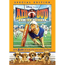 Air Bud: Golden Receiver Special Edition (Sport Whistle Necklace)