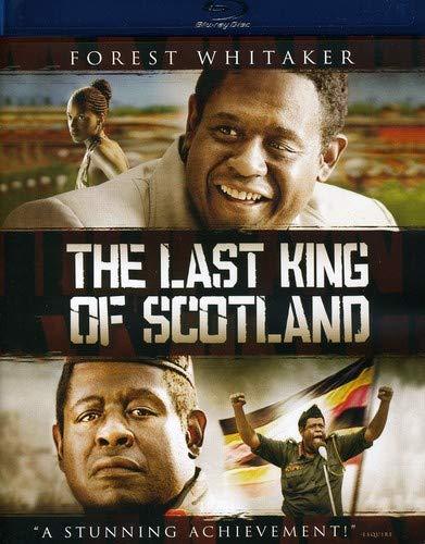 The Last King of Scotland [Blu-ray]
