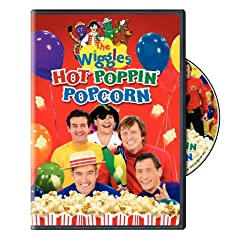The Wiggles: Hot Poppin' Popcorn