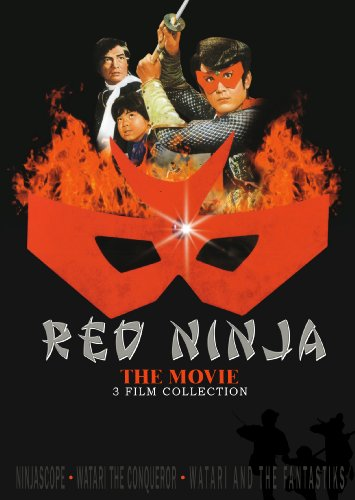 Red Ninja 3 Film Set