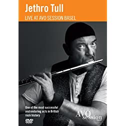 Jethro Tull - Live At Avo Session Basel