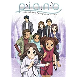 PIANO: THE MELODY OF A YOUNG GIRL'S HEART DVD Bundle Collection