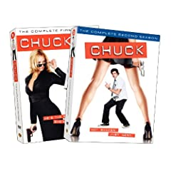Chuck: The Complete First and Second Seasons