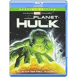 Planet Hulk  [Blu-ray]