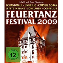Feuertanz Festival 2009 [Blu-ray]