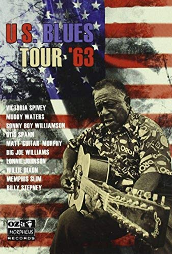 Us Blues Tour 1963